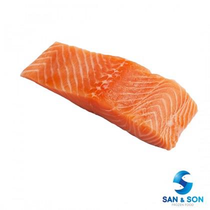 Frozen Salmon Fillet (150 - 250g±) Frozen Vacuum Packed Per Pcs